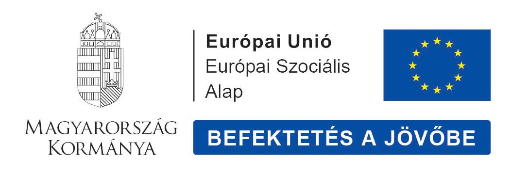 Széchenyi 2020 befektetés a jövőbe, Európai Szociális Alap